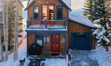 Perfect Pitchfork Ski Pad
