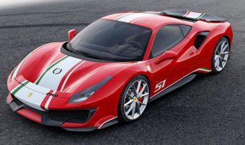 2019 Ferrari Ferrari 488 Pista