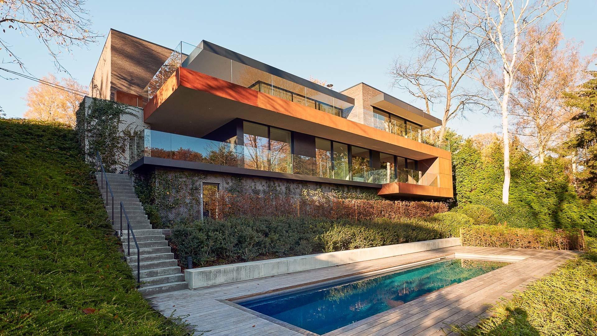 Villa in Braine-l'Alleud, Wallonia, Belgium 1