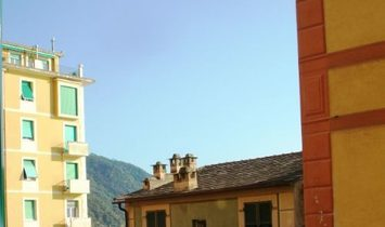 CAMOGLI CENTER comfortable apartment with frescoed ceilings