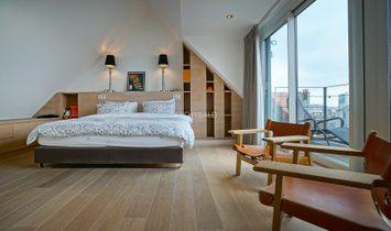 Magnifique duplex penthouse dans un quartier très recherché