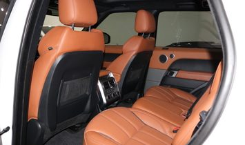 2016 Land Rover SPORT  HSE awd