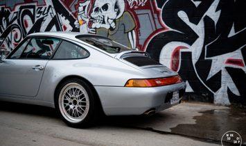 1995 Porsche 911 Carrera 2 rwd