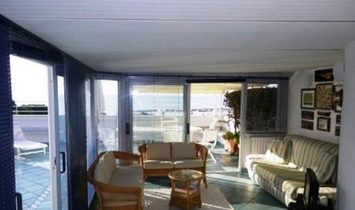 SANTA MARGHERITA SEMICENTRO PENTHOUSE with beautiful sea view and livable terraces