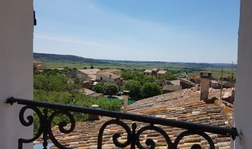 Charming Village House With 85 m2 Of Living Space, Terrace And Views, Near Pezenas !