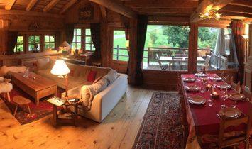 Seasonal rental - Chalet Megève (Choseaux)