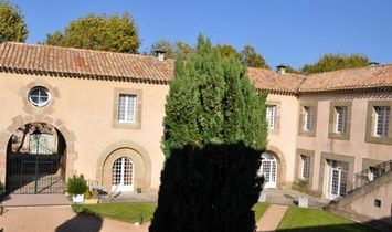 Nice Apartment In Former Wine Domaine With Common Pool And Saune, Private Parking. Rare !