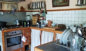 Country Wooden House With 120 M Living Space Plus 130 m2 To Convert On About 4500 m2 Of Land.