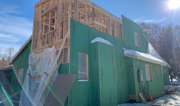 New Construction In Aspen's Desirable West End