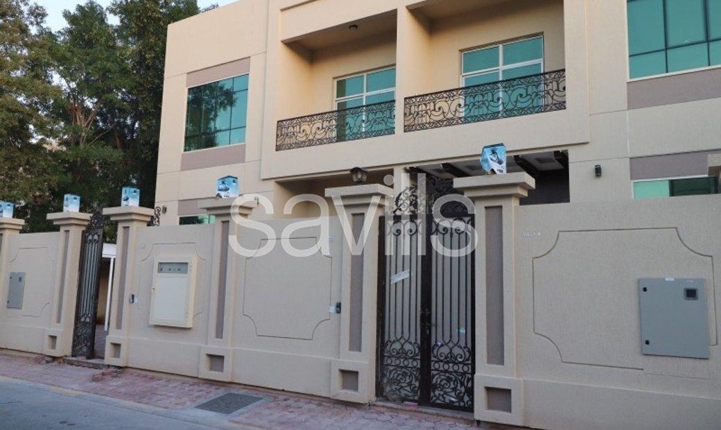 Brand new semi-detached villa next to Mosque