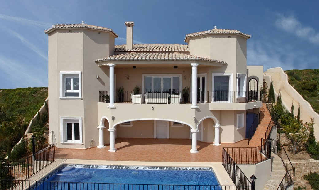 Located in Benitachell (Next to Javea and Moraira)