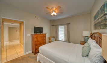 Fully Furnished Gulf Front Condo With Onsite Water Park