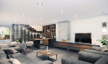4 bedroom villa in a prestigious golf with 4 bathrooms
