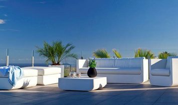 VILLA SIROS XL LIRIOS DESIGN ¡¡ Two Level floors with Private Plot from 812 m2 to 1.150 m2 and surf
