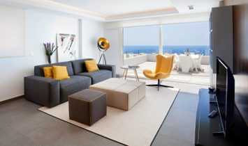 Located in Benitachell (Between Jávea and Moraira) LAST PENTHOUSE with an area of 100 meters and 54
