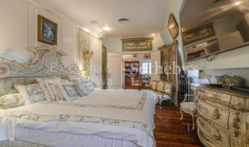 Rococo Style Duplex Penthouse In A Very Emblematic Building Of Pedralbes