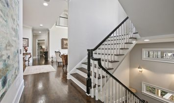 Exceptional Renovated 5.2 Acre Estate In Country Club Of The South
