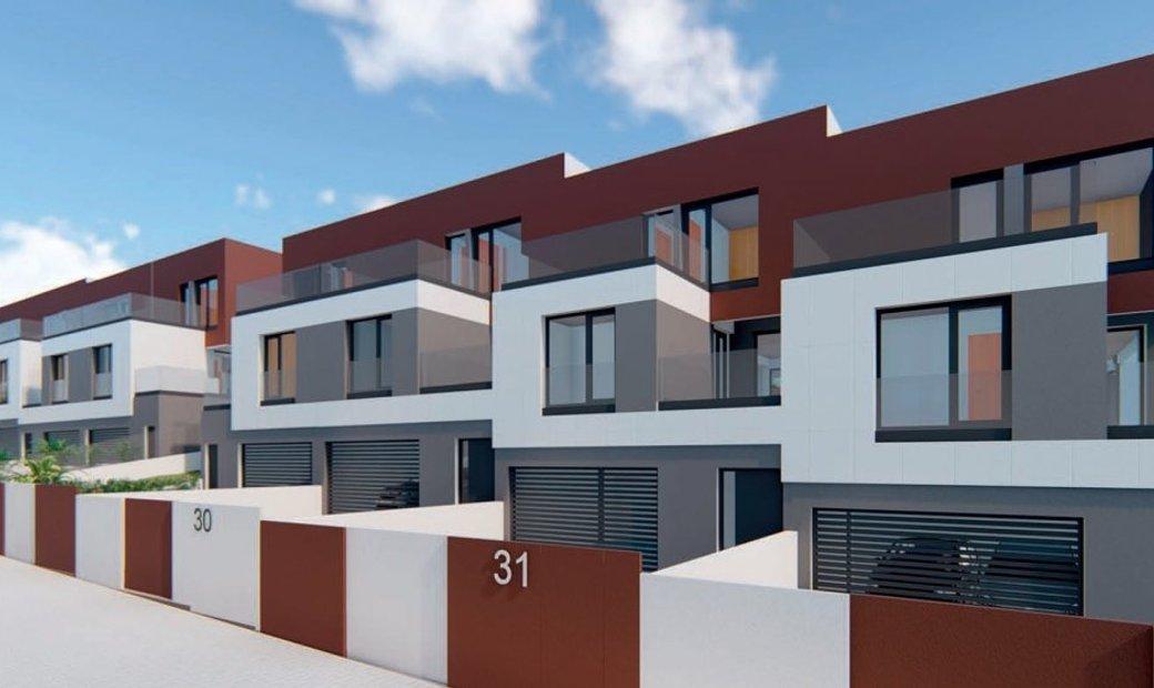 Betera Terraced house