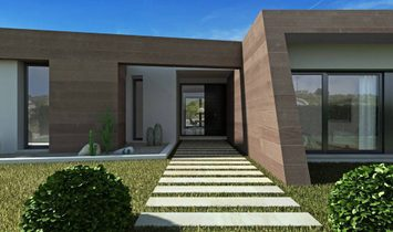 NEW PROYECT VILLA BELLAVISTA ¡¡¡ On a Private Plot of 980 m2 and a living area of 699 m2, it has 3