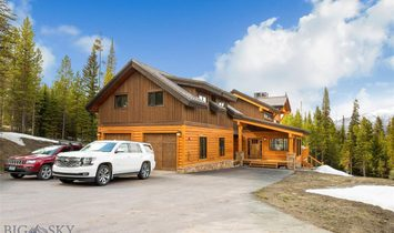 137 Wildridge Fork, Big Sky, MT 59716 MLS#:341441