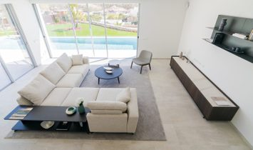 This stunning villa, offering 5 bedrooms and 3 bathrooms, is located on one the highest plots in th