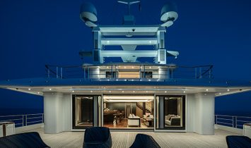"ILLUSION PLUS 290' 5"" (88.50m) Pride Mega Yachts 2018"