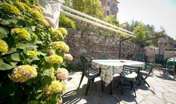 CAMOGLI RUTA delightful apartment in a small context, with a livable terrace