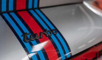 1986 Porsche 930 rwd