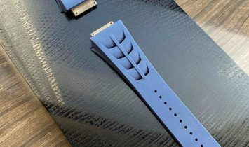 Richard Mille RM 11-03 Large Vented Blue Watch Band