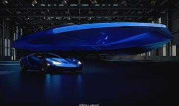 "A43 43' 6"" (13.25m) Custom Motoryacht 2021"