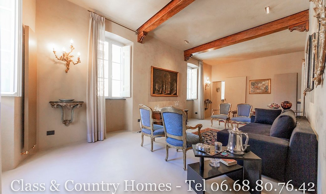 Luxury Apartments Rome Centre - Immaculate Masterpiece in Via Giulia