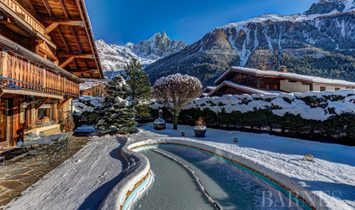 Sale - Chalet Chamonix-Mont-Blanc (Les Praz)