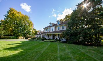 Charming Waterfront Colonial