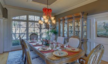 Timeless Mountain Estate With Tons Of Southern Charm