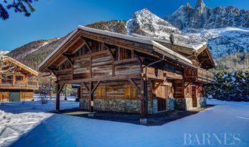 Sale - Chalet Chamonix-Mont-Blanc (Les Tines)