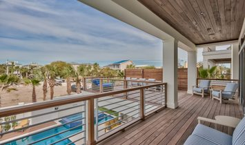 Newly Custom Built Home Perfect For Beach Lifestyle With Private Pool