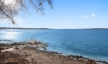 Beautiful Panoramic Fox Lake View