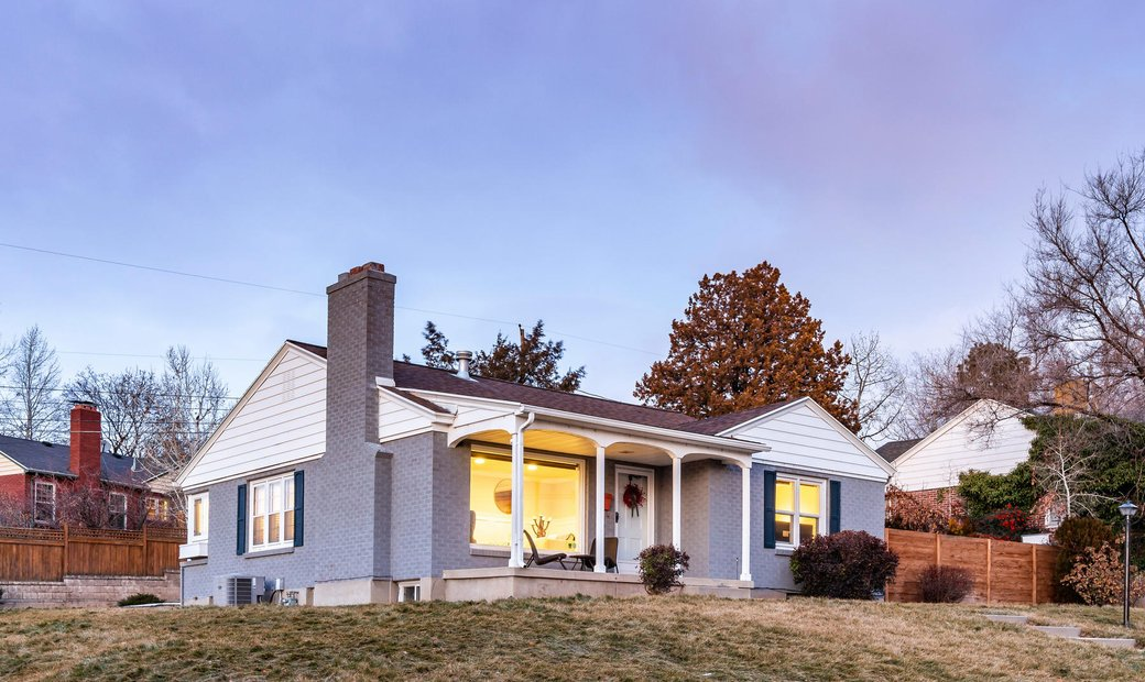 Beautiful Mid Century Modern Home Located In The Heart Of  Salt Lake