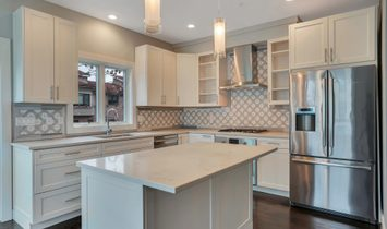 New Construction Townhouse Boasting 2900 Sqft Of High End Living Space