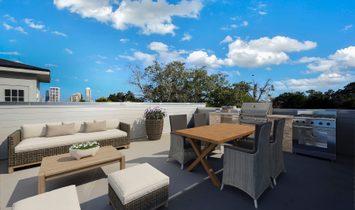 Modern Townhome