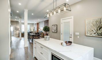 Custom Smart Home In Lawrenceville!