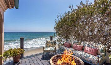 Malibu Ocean Front Home