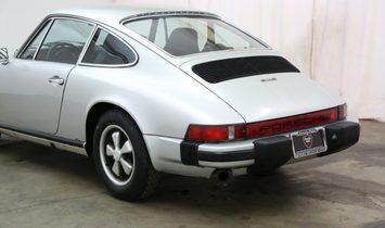 Porsche 911S Silver Anniversary