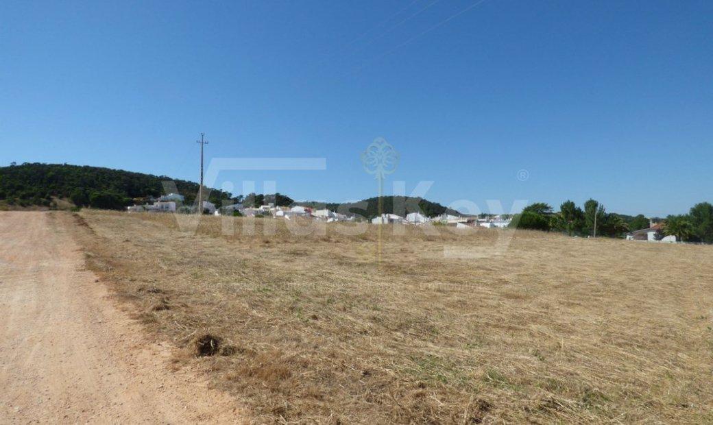 Rustic land - Barão de s. João