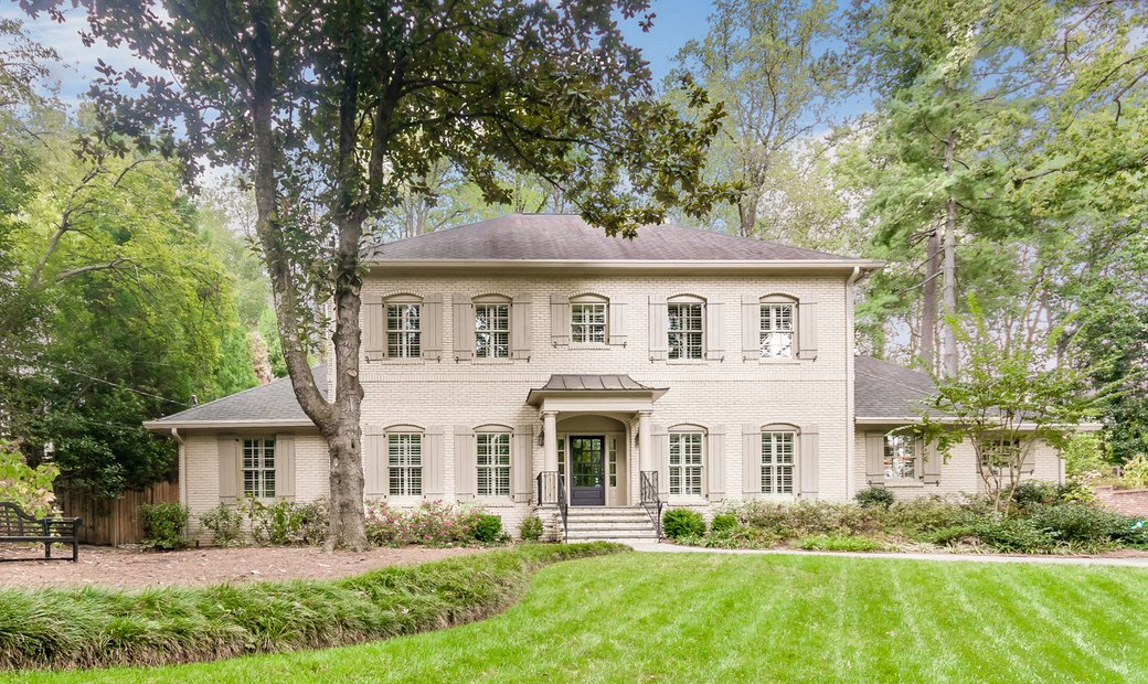 Beautiful Home In Chastain Park