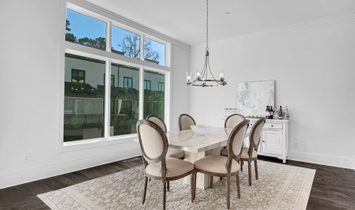 Remarkably Spacious Newer Construction Brookhaven Townhome