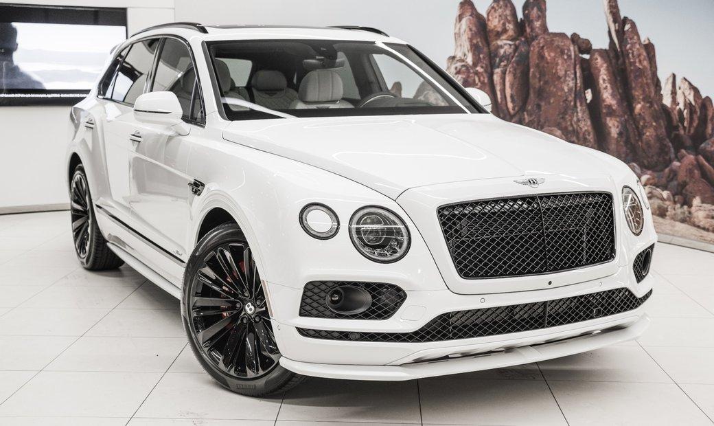 Bentley Bentayga