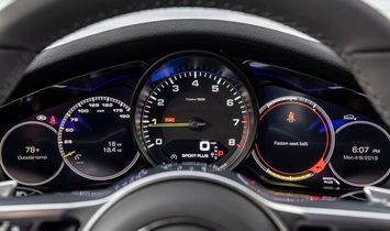 2018 Porsche Panamera E-Hybrid 4