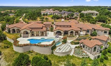 House in VLG O THE HLS, Texas, United States