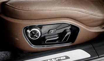 2017 Audi A8 L 3.0T quattro $93,375 MSRP New